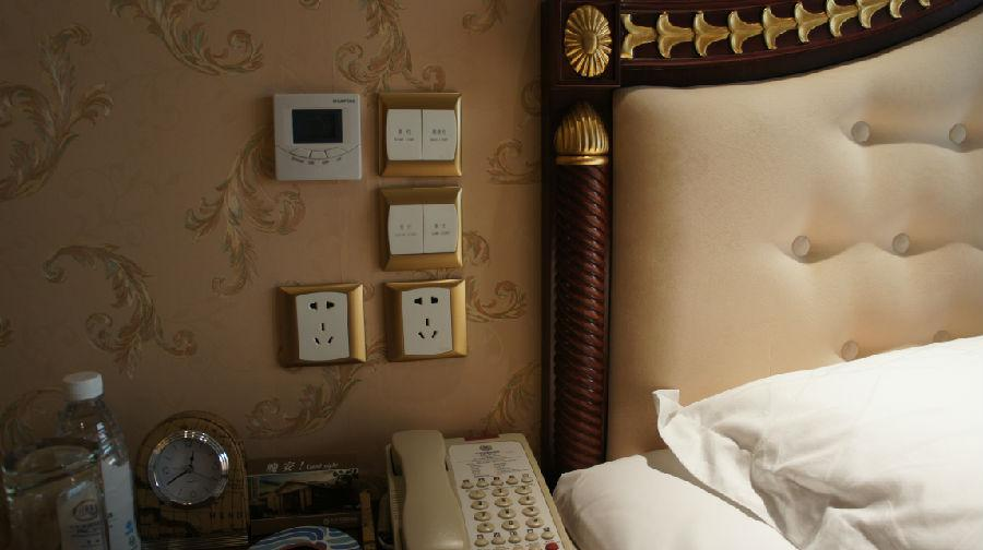 装修布置房间开关插座清单
