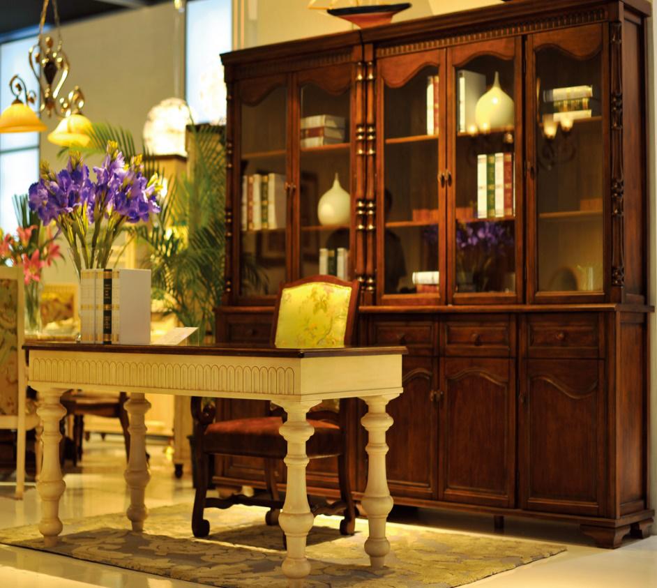 美式家具的必备——白橡木