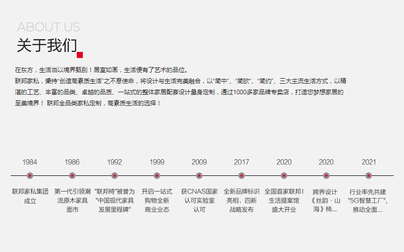 about-landbond定制家居品牌